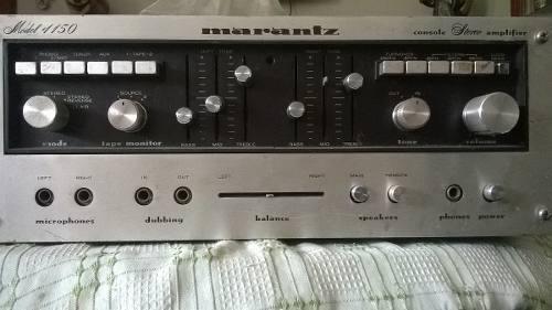 Amplificador Marantz 1150 Joya De Colección Para Audiofilos