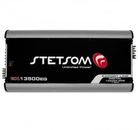 Amplificador Stetsom Ex13500eq 1ch / 1ohm Xport Line