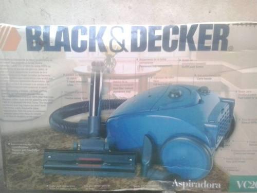 Aspiradora Black & Decker Vc