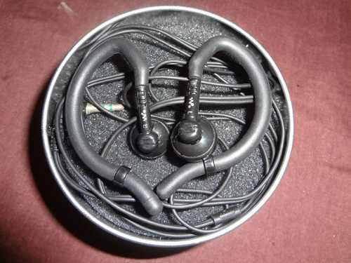 Audífonos Y Manos Libres Deportivo Sony Originales Negro