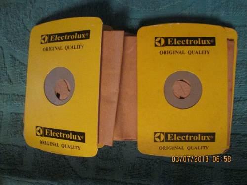 Bolsas Para Aspiradora Electrolux