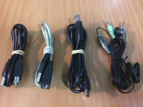 Cables Usb 2.0 Y Manos Libres Marca Genius