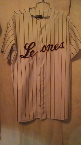 Camisa Beisbol Leones Del Caracas Talla L