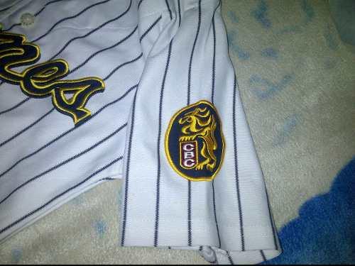 Camisa Leones Del Caracas Original Talla S Grand Y M