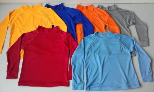 Camisas Sudaderas Deportivas Para Niños Tallas: