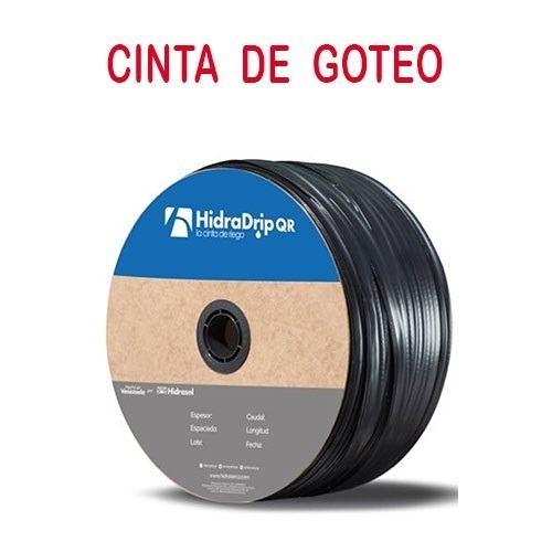 Cinta Riego Goteo Hidradrip... Conector Filtro
