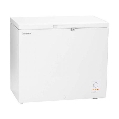 Congelador De 249 Lts Puerta De Vidrio Hisense H32/fc88d68wd