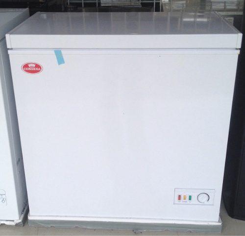 Congelador Y Freezer De 160 Lts Condesa