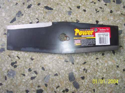 Cuchilla Para Desmalezadora Marca Power