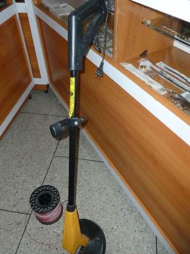 Desmalezadora Electrica Con Bobina Nylon 205mts