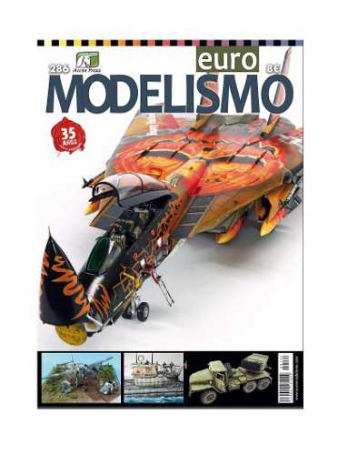 Euromodelismo Numero 286 - Revista De Modelismo