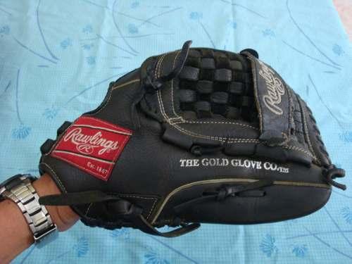 Guante Rawlings The Gold Glove N°13. Casi Nuevo 100% Cuero