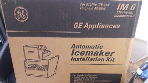 Kit Fabricador De Hielo Nevera General Electric Im6