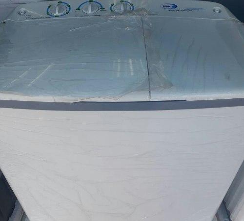 Lavadora Doble Tina Khaled De 10 Kilos