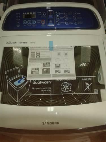 Lavadora Samsung De 16kg Nueva, Garantía, Leer Descripción