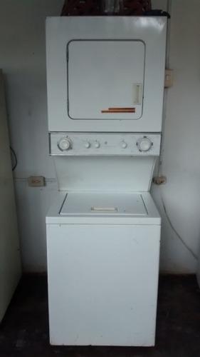 Lavadora Secadora Morochas General Electric