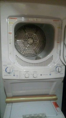 Lavadora/secadora Morocha General Electric
