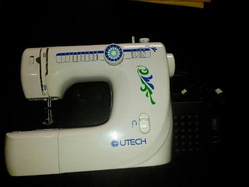 Maquina De Coser Utech 32 Puntadas Bsm-888