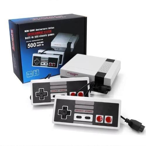 Mini Consola Nintendo Vintage