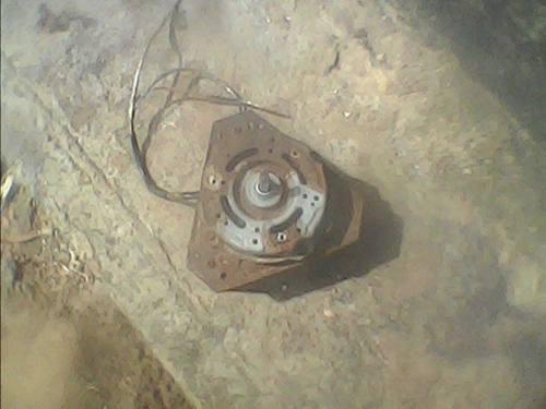 Motor De Lavadora Doble Tina Centrifugado (exprimir)