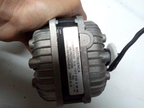Motor Ventilador De Nevera 5w, 10w, 12w Y 18w