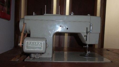 Máquina De Coser Sears-kenmore