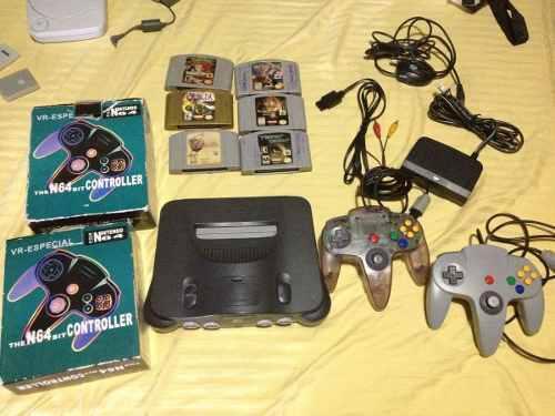 Nintendo 64 En Excelente Estado