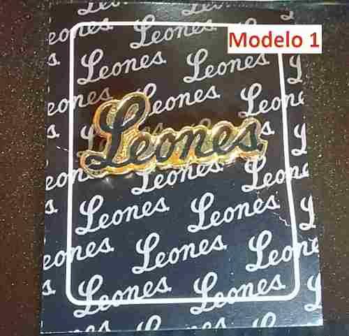 Pin O Botón Metálico De Los Leones Del Caracas
