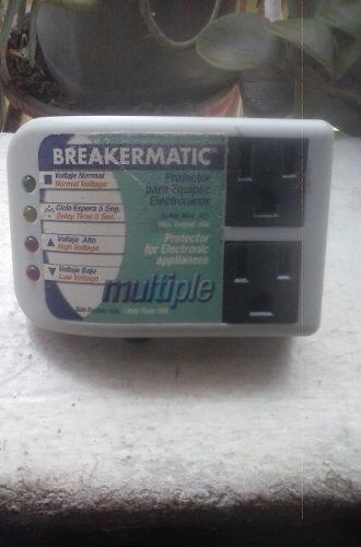 Protector De Voltaje Breakermatic