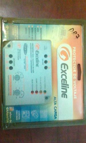 Protector De Voltaje Exceline 110v Refrigeracion