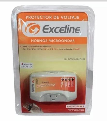 Protector De Voltaje Exceline 120v Microondas