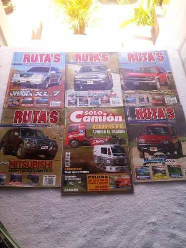 Revistas De Automoviles Para Salas De Espera O Talleres