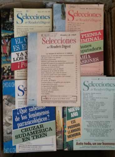 Revistas Selecciones 96 Revistas Por El Precio