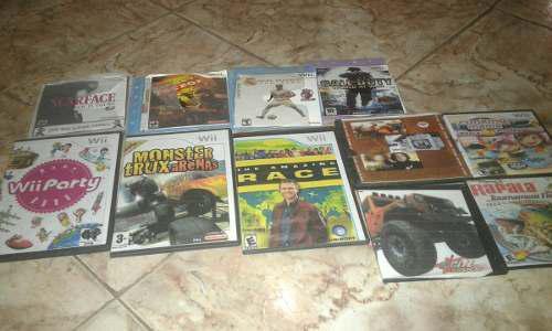 Se Venden Juegos De Wii Copia Leer Descripcion