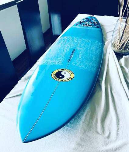 Tabla De Surf Town & Country 7,3 Tuflite Importada