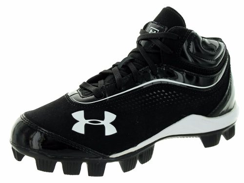 Zapatos De Baseball Under Armour Leadoff Iv Negro us