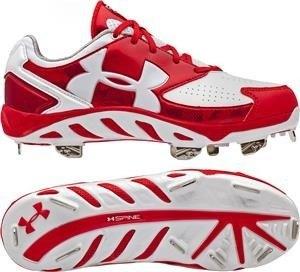 Zapatos Ganchos De Beisbol Under Armour Spine Glyde