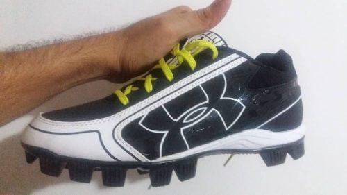 Zapatos Under Armour De Taco Talla 7.5 Nuevos
