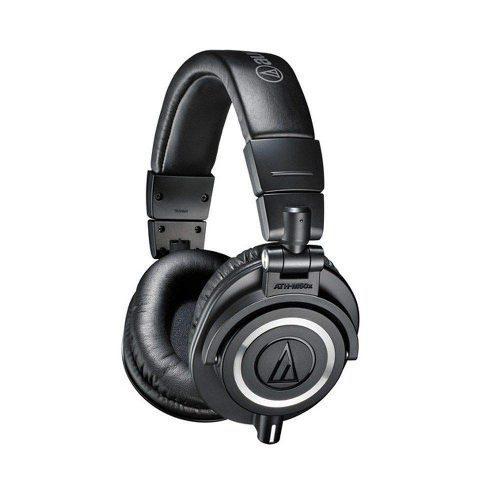Audio-technica Ath-m50x Auriculares Profesionales Con Monito
