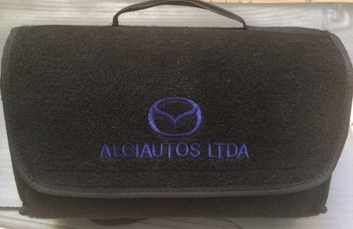 Bolso Para Herramientas En Semicuero Original Mazda