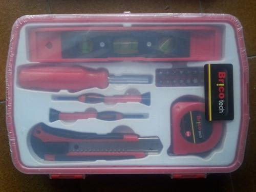 Caja De Herramientas Brico Tech Kit Set