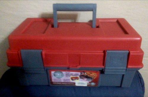 Caja De Herramientas Marca Fad De 20.5anc X 22.5alt X 44lar