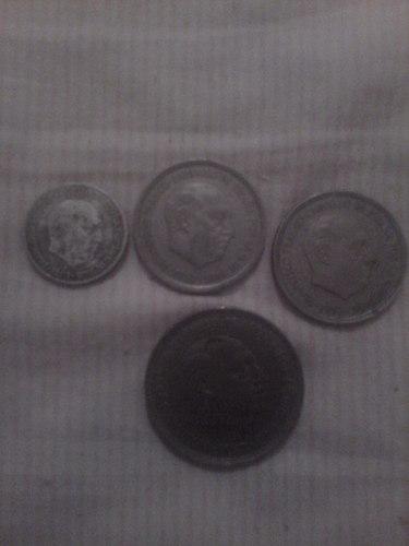 Colección Monedas Antiguas Francisco Franco Caudillo De