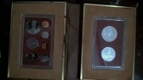 Coleccion De Monedas Antiguas De Plata  Cook Islands