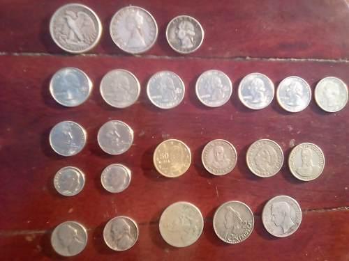 Coleccion De Monedas Venezolanas Antiguas