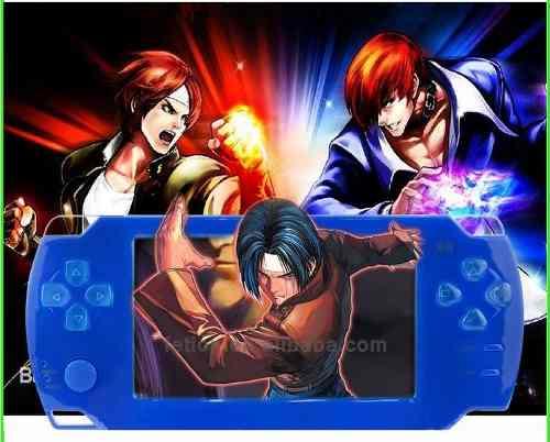 Consola Video Juegos Nintendo Psp 500 Juegos Oferta40verds