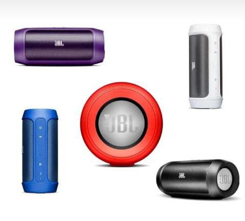 Corneta Portatil Jbl Charge 2 Usb Bluetooth