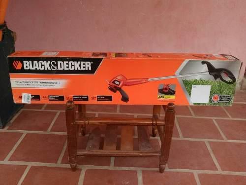 Desmalezadora Bordeadora Electrica St7700 Black&decker