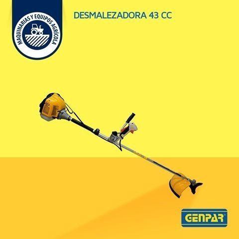 Desmalezadora Profesional Genpar 43cc Gbc-043-2t