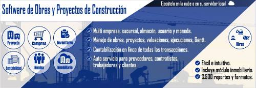 Efactory Software De Administración De Obras De